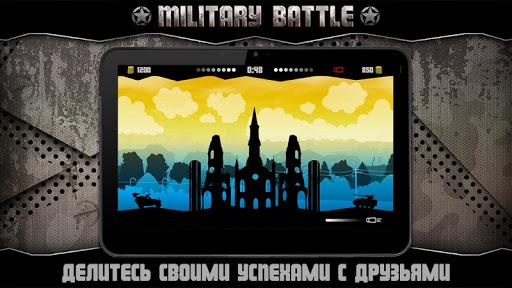 Military Battle для планшетов на Android