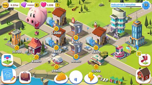 Build Away! Город Застройщик скачать на планшет Андроид