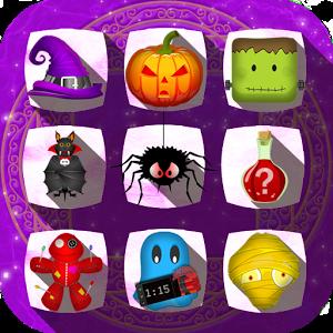 Halloween Drops — Match three