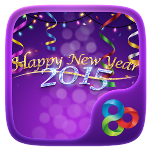 Happy New Year Launcher Theme