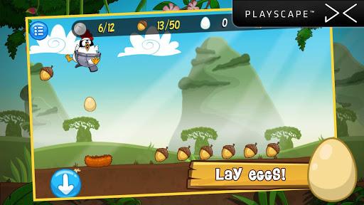 Игра Ninja Chicken Adventure Island на Андроид