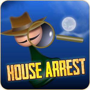 House Arrest: Detective Board Game