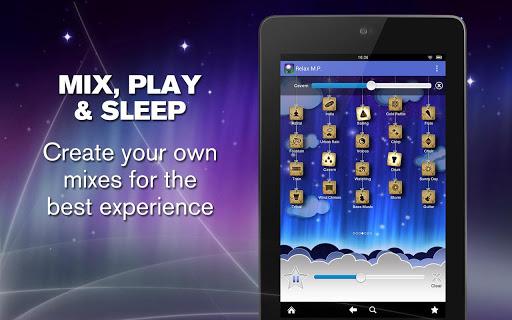 "Приложение ""Relax Melodies P: Sleep & Yoga"" на Андроид"