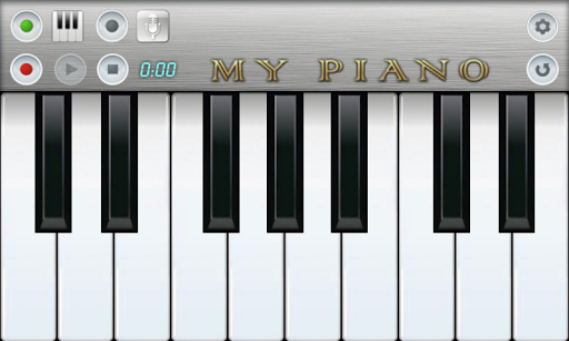 My Piano скачать на планшет Андроид