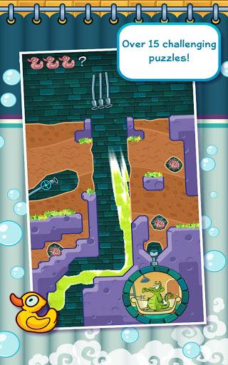Игра Крокодильчик Свомпи на Андроид