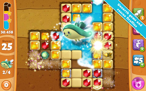 Diamond Digger Saga для планшетов на Android
