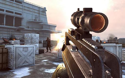 3D шутер Modern Combat 3: Fallen Nation для планшетов на Android
