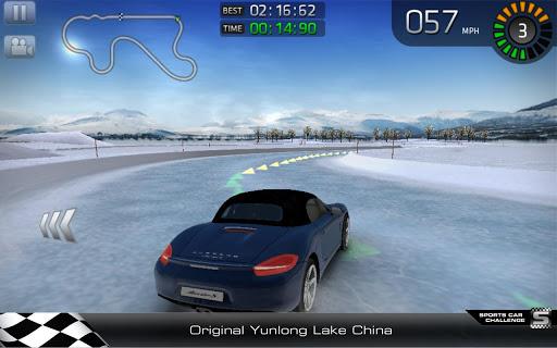 """Игра """"Sports Car Challenge"""" для планшетов на Android"""