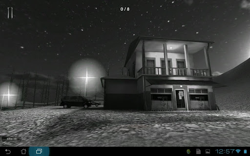 "Игра ""Slender Man! Chapter 1: Alone"" для планшетов на Android"