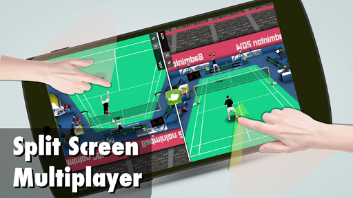 Бадминтон 3D для планшетов на Android