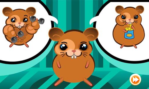 """Игра """"Hero the Hamster"""" на Андроид"""