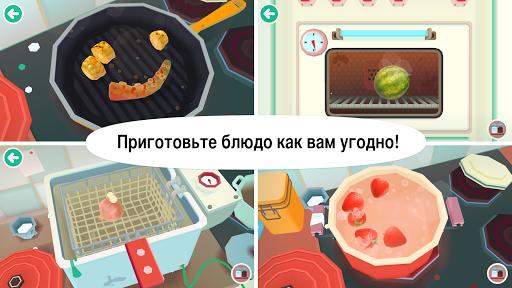 Toca Kitchen 2 для планшетов на Android