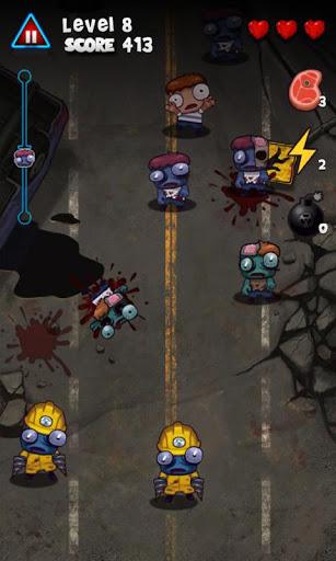 """Игра """"Zombie Smash"""" для планшетов на Android"""