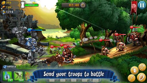 Игра CastleStorm - Free to Siege на Андроид