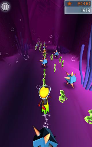Игра Ocean Run 3D для планшетов на Android