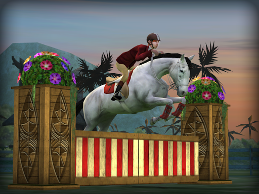 "Игра ""My Horse"" для планшетов на Android"