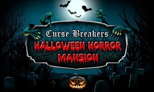"Игра ""Curse Breakers: Horror Mansion"" для планшетов на Android"