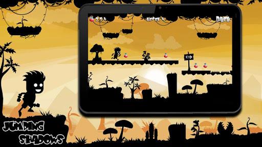Jumping Shadows для планшетов на Android