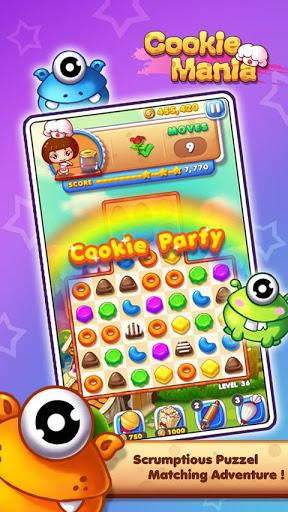 Cookie Mania на Андроид