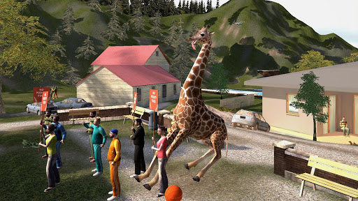 Goat Simulator для планшетов на Android