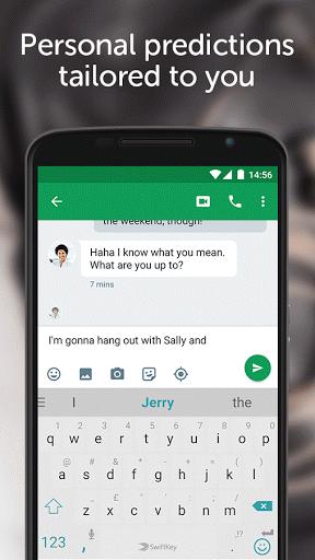 SwiftKey Keyboard скачать на планшет Андроид