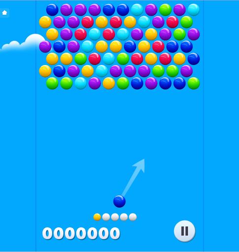 Игра Smarty Bubbles HD на Андроид