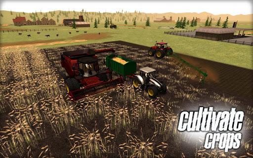 Farmer Sim 2015 скачать на планшет Андроид