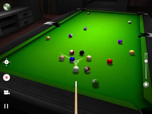"""Игра """"Real Pool 3D"""" для планшетов на Android"""