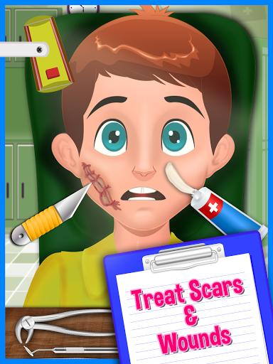 Игра Plastic Surgery Doctor для планшетов на Android