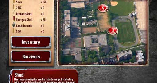 Игра Zombie Day: American Survival для планшетов на Android