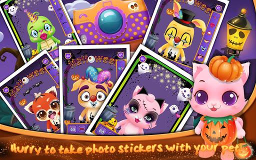 Pet Halloween Night для планшетов на Android