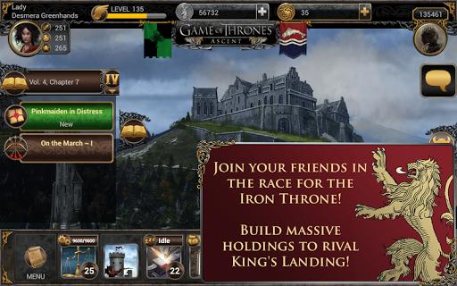 Игра Game of Thrones Ascent на Андроид