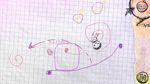 """Игра """"Crayon Physics Deluxe"""" на Андроид"""