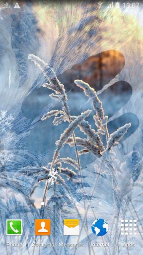 Зимние Пейзажи. Живые Обои скачать на планшет Андроид