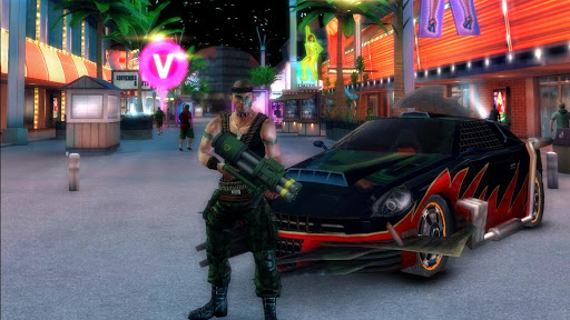 Gangstar Vegas для планшетов на Android