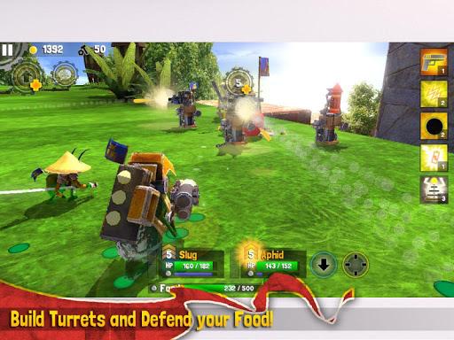 Игра Bug Heroes 2 на Андроид