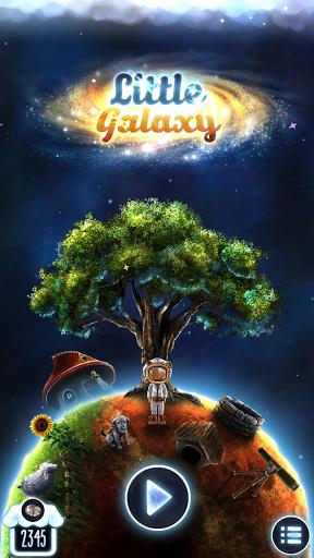 Игра Little Galaxy для планшетов на Android