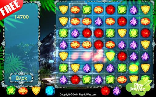Игра Забытые Сокровища для планшетов на Android