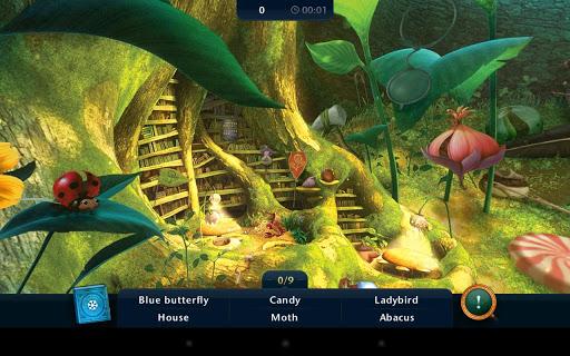 """Игра """"Disney Fairies: Lost & Found"""" для планшетов на Android"""