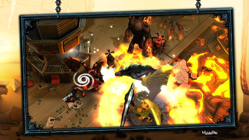Игра SoulCraft 2 - Action RPG для планшетов на Android