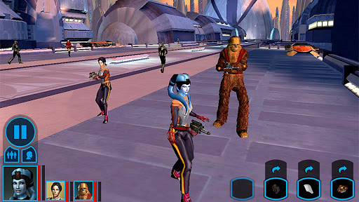 Knights of the Old Republic™ для планшетов на Android