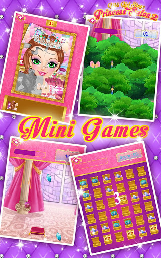 Игра Princess Salon 2 для планшетов на Android