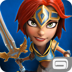 Игра «Kingdoms and Lords»