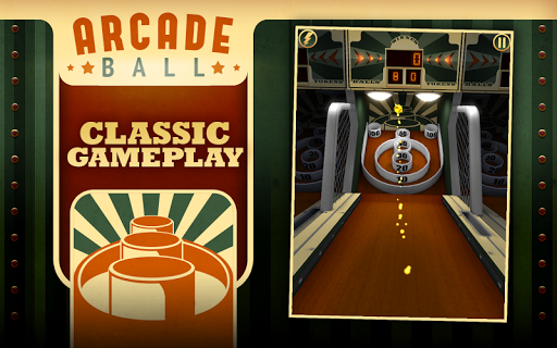 Игра Arcade Ball на Андроид