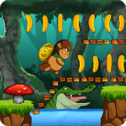 Kong Rush: Banana Run