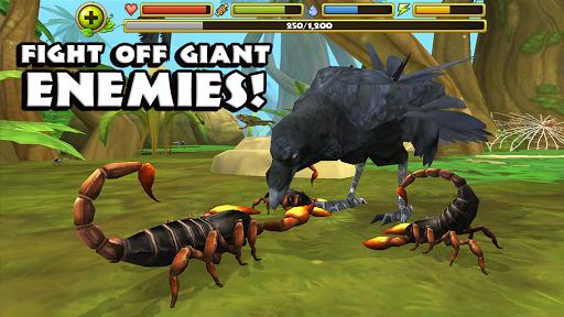 Scorpion Simulator для планшетов на Android