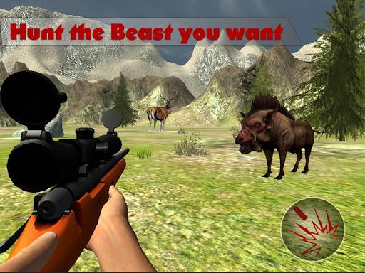 Джунгли Снайпер Охота 3D на Андроид