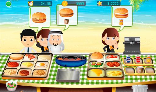 Beach Burger скачать на Андроид
