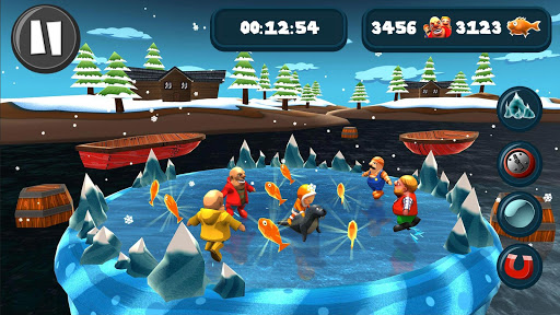 Игра Polar Adventure для планшетов на Android