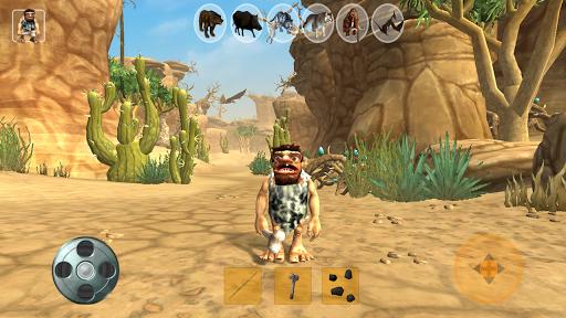 Caveman Hunter скачать на Андроид